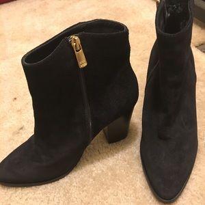 Black Tommy Hilfiger boots-original